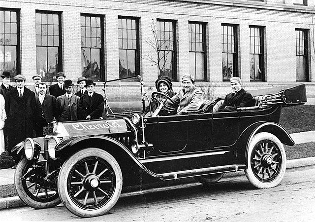 1920's Economy: Impact of the Automobile