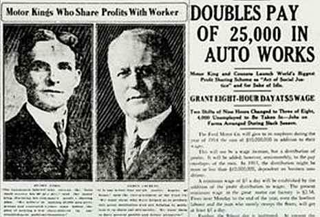 1920's Economy: Labor Economy