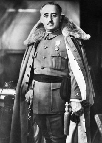 Civil War begins in Spain under Francisco Franco