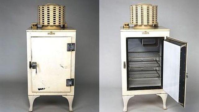 Primer refrigerador, uso generalizado