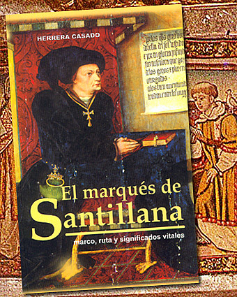 El marqués de Santillana compone la Comedieta de Ponza
