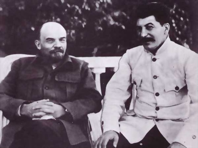 Death of vladimir Lenin; control of USSR to Stalin; Deaths of 8-13 millions Russians