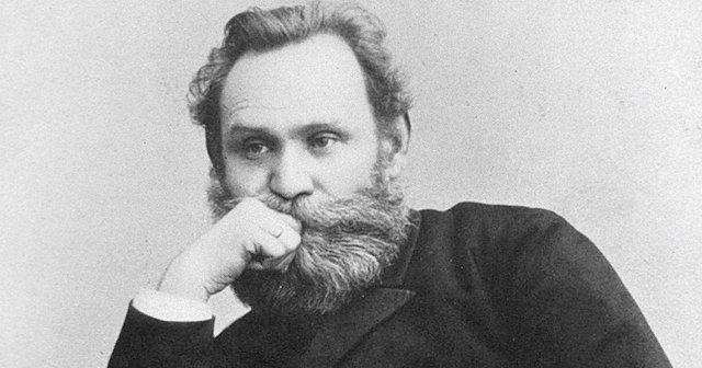 Iván Pávlov recibe el Premio Nobel
