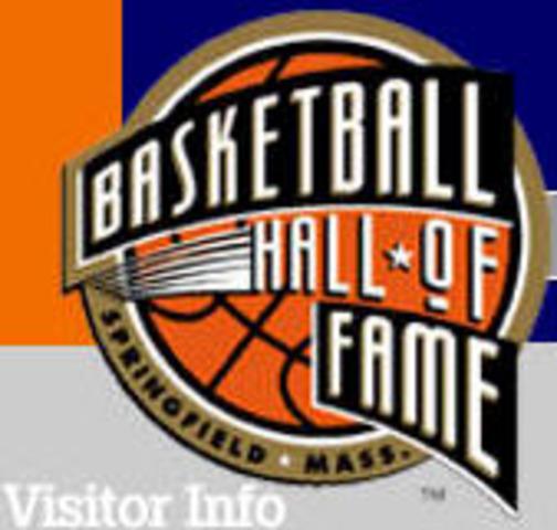 The Naismith Basketball Hall of Fame opens