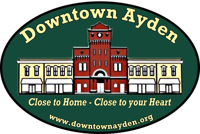 I moved to Ayden, NC