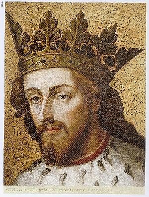 Bernat Descolt la cronica del rei en Pere
