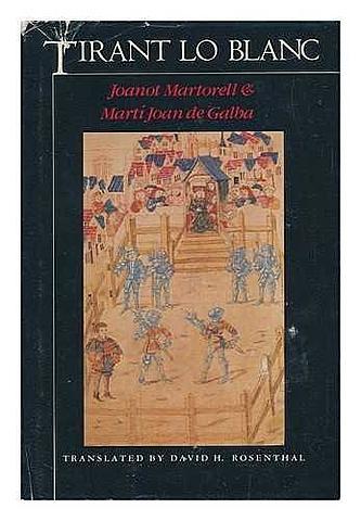Joan Martorell Trant lo Blanc