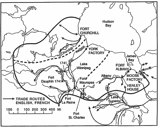 Saskatchewan fur trade