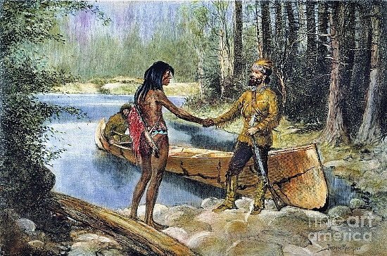 Indigenous people and the fur trade