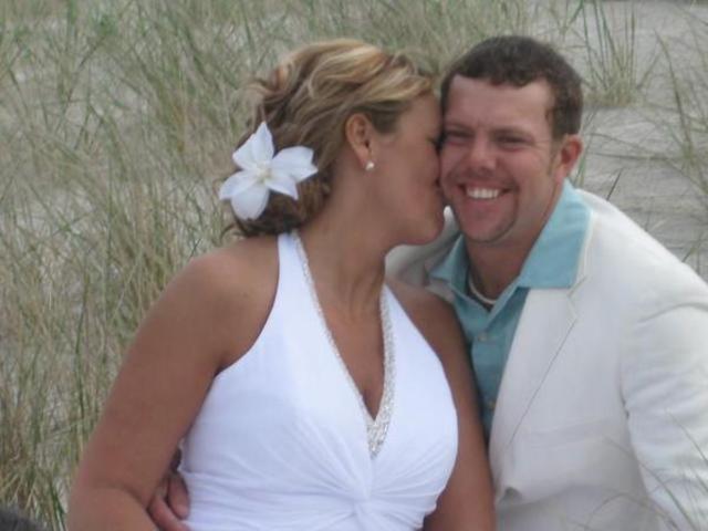 Mom and Gary's Wedding