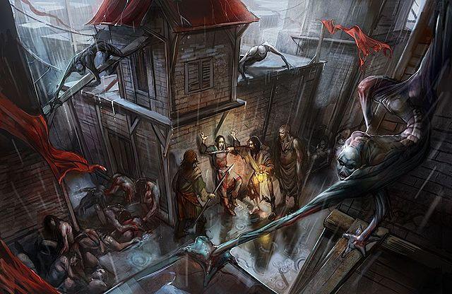 The Runeblood Scourge (1)