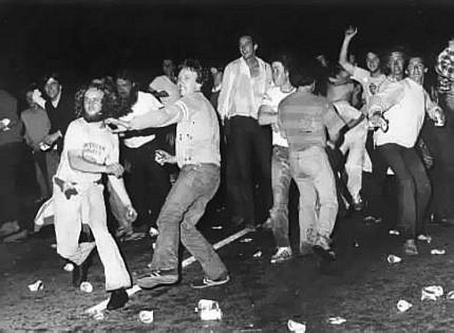 Stonewall riots rock Greenwich