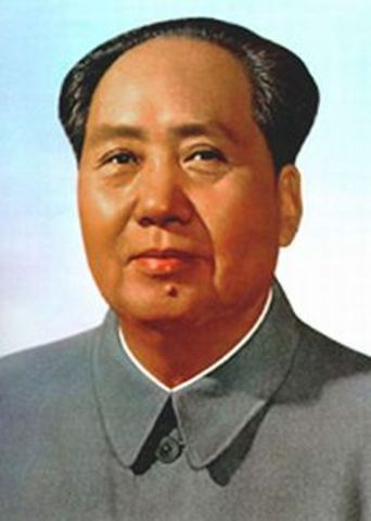 Mao Zedong as Leader
