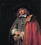 Portret van Jan Six