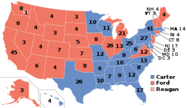 Election of 1976