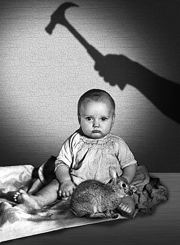 """JOHN B. WATSON realiza el experimento """"el pequeño Albert"""""""