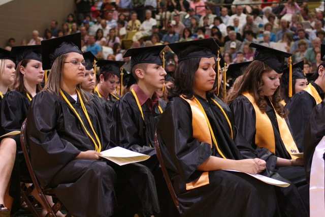 Graduation from GCCC