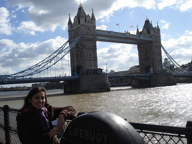 First trip overseas to Scotland & England!