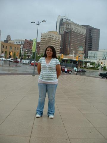 First Visit to Tulsa