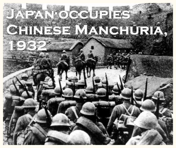 Japanese Invation of Central China