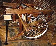 Spinning machine/ Spinning jennny