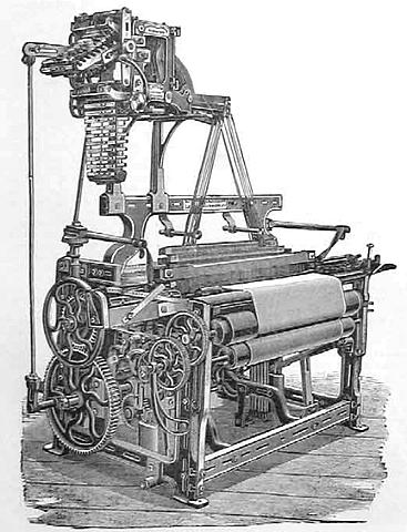 Cartwright's mechanical loom