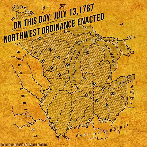 Northwest Ordinance of 1787 (United States)