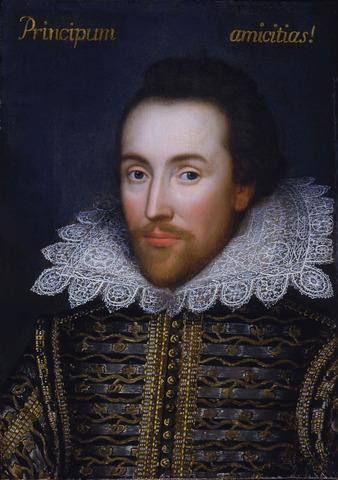 Death of William Shakespeare
