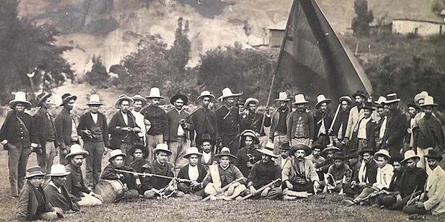 La batalla de Palonegro (11-25/05/1900)