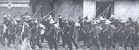 Guerra de los Mil Dias (17/10/1899 - 21/11/1902)