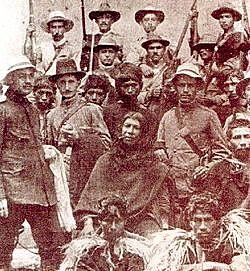 Levantamiento Indigena
