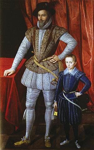 Ben Jonson 1603