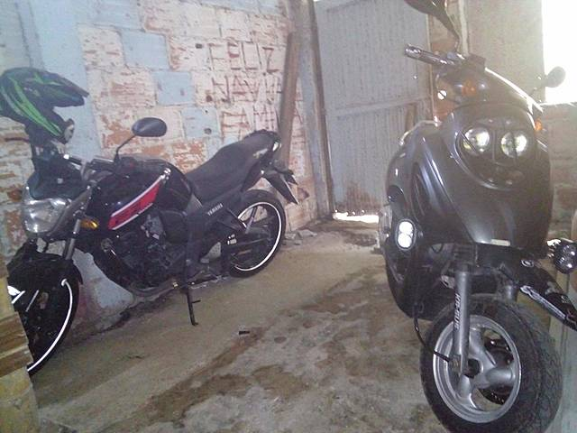 mi primer moto