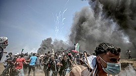 Israeli-Palestinian Conflict timeline