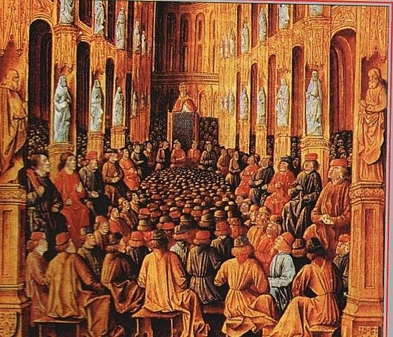 Piccolo Scisma (1438 - 1449)