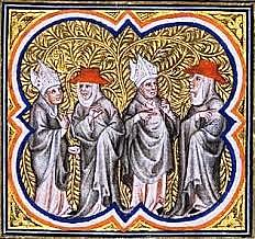 Grande Scisma d'Occidente (1378 - 1418)
