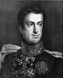 King Charles Albert of Piedmont