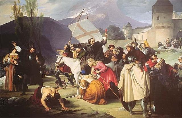 Inizio crociate (1097 - 1270)
