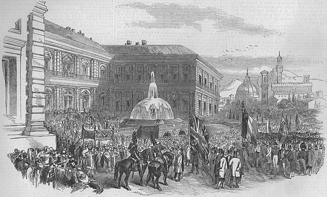 Revolutions in Italy