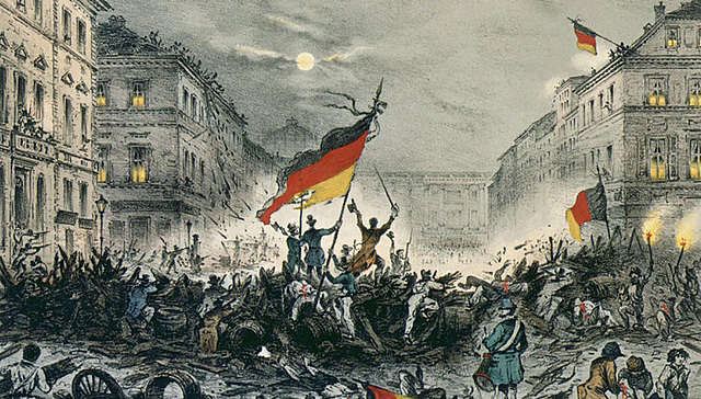 Revolution of Germany