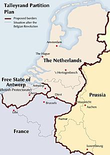 Union of Netherlands and Belgium