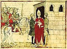 Cattura di Bonifacio VIII