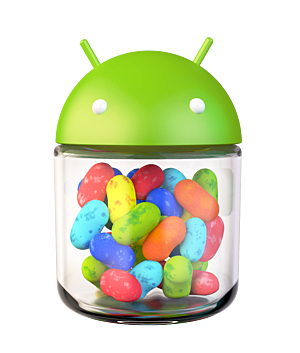 Android 4.1-4.3.1 Jelly Bean