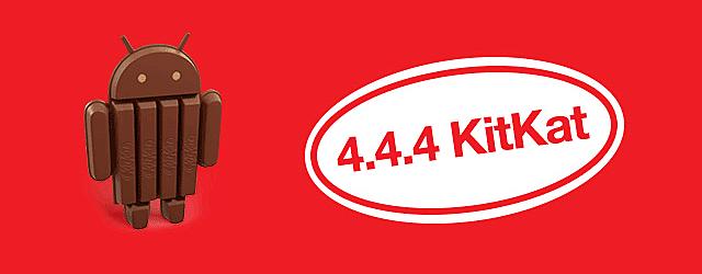 Android 4.4-4.4.4 KitKat