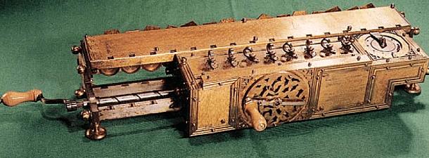 Maquina de Leibnitz