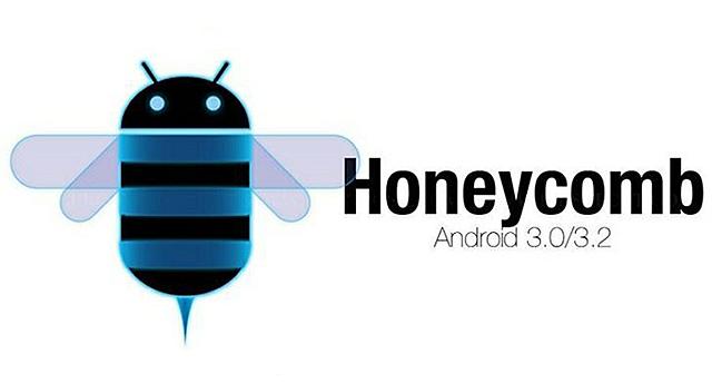 Android 3.0 y 3.2.6 Honeycomb ( La primera versión exclusiva para tablets)