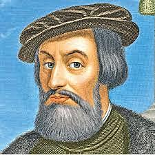 Spanish conquistador Cortés arrives in Mexico