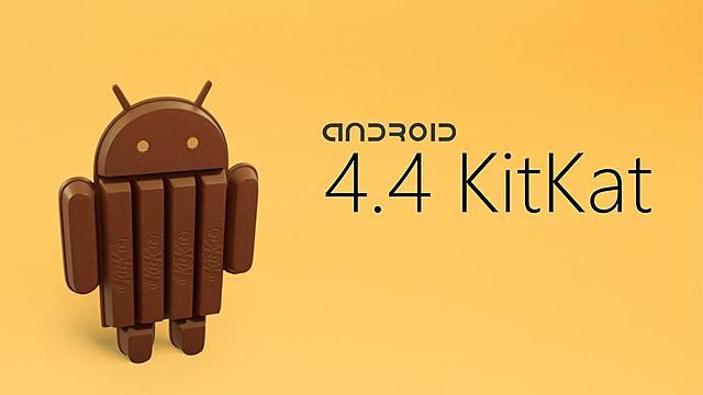 Android 4.4 KitKat (Ok Google, consume menos memoria)
