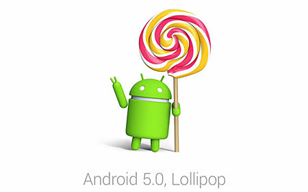 Android 5.0 Lollipop (La actualización más importante de la historia del sistema operativo)