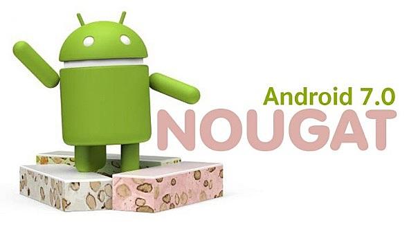 Android 7 Nougat ( Más Material Design, y los primeros teléfonos Made by Google)